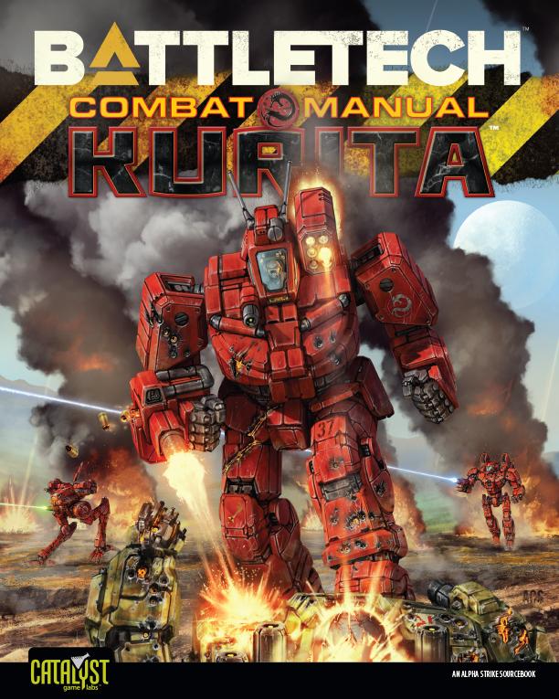 BattleTech Combat Manual: Kurita