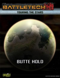 Touring the Stars: Butte Hold