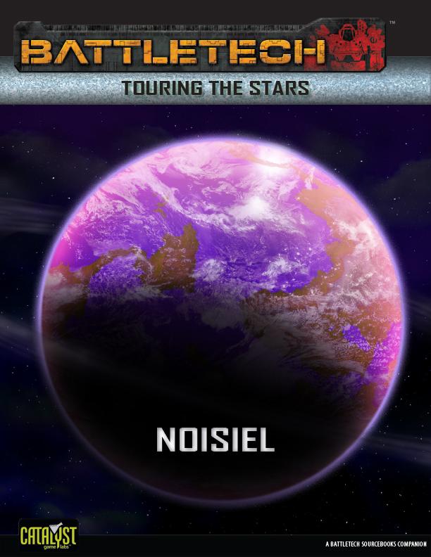 BattleTech Touring the Stars: Noisiel