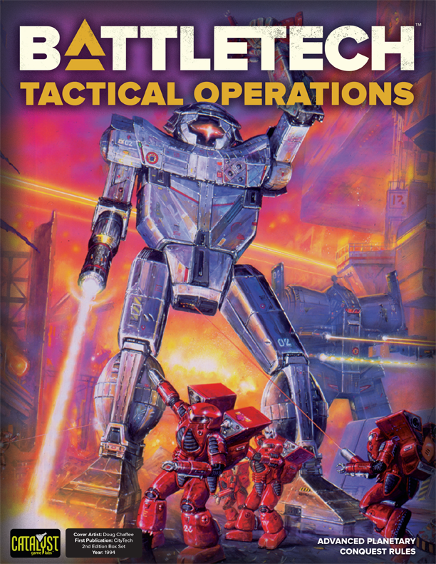 Introduction-2 | BattleTech: The Board Game of Armored Combat