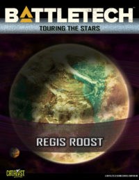 Touring the Stars: Regis Roost