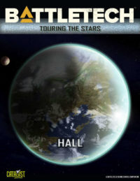 Touring the Stars: Hall
