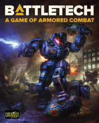 Battletech A Game of Armoured Combat (T.O.S.) -  Catalyst Game Labs