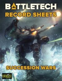 Record Sheets: Succession Wars